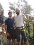 Graaande Fernandinho, simpatia em forma de escalador!