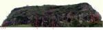 1-O Pulo do Gato - (Projeto) 2-Primeira Viagem (7c/8a) 3-O Quinto que Pinga (6sup/7a) 4-Só Saci (7b) 5-Malibu ( Projeto) 6- Aloha! (sem FA) 7-Picadura (sem FA) 8-Caminha Dura (7a) 9-Caminho das Pedras (7a)